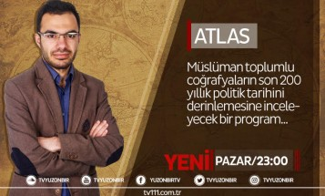 TV111'den Yepyeni Bir Program: Atlas