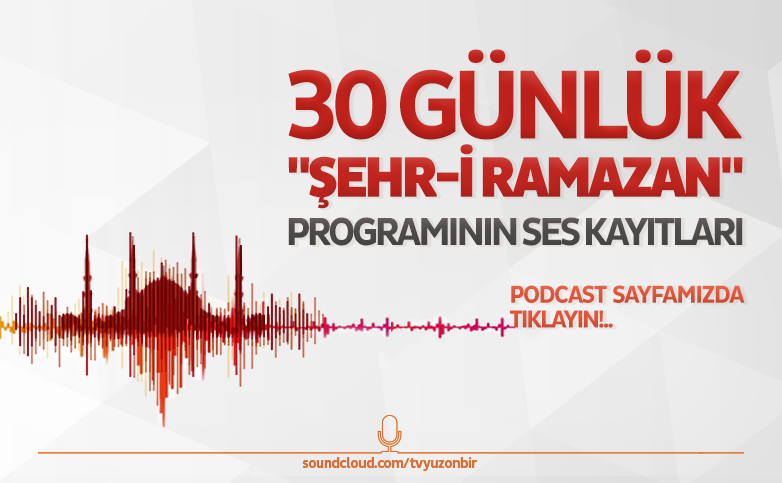 podcast ramazan