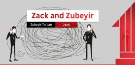 Zack and Zubeyir